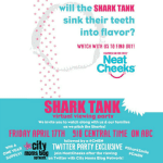 Mom-Owned Business, NeatCheeks, Meets Some Sharks + A #SharkSmile Twitter Party