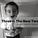 Three Is The New Two, When It Comes To Terrible