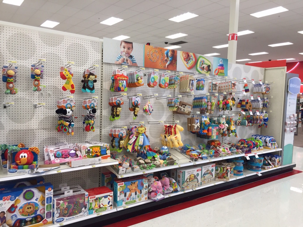 Toys From Target : Hey target