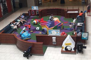 Lakeline Mall Play Area