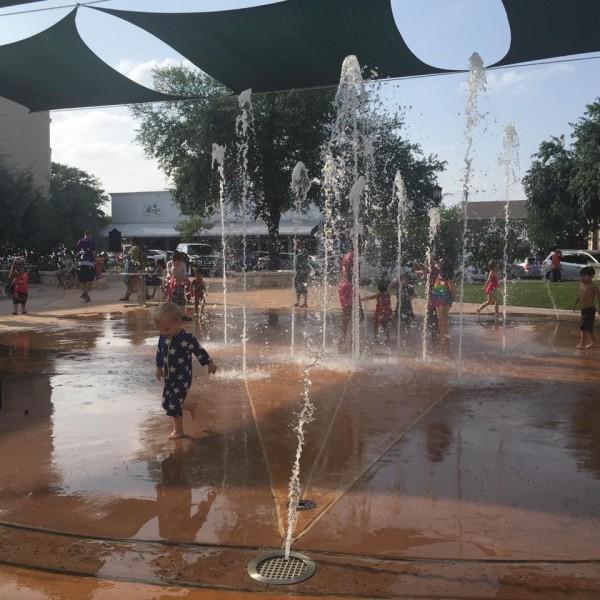 Round Rock Main Street Prete Plaza