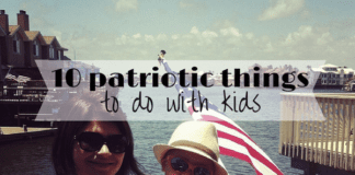 Austin Moms Blog | 10 Patriotic Things to Do With Kids