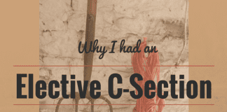 Austin Moms Blog | Why I Chose an Elective C-Section