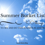 A Guide to Summer in Austin :: Ultimate Bucket List
