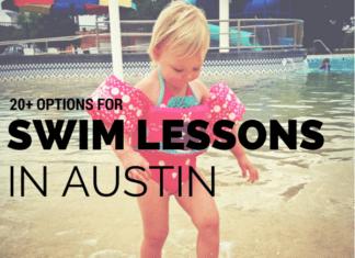 Austin Moms Blog | 20+ Options for Swim Lessons in Austin