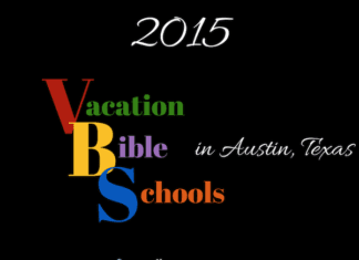 Austin Moms Blog | 38 Vacation Bible School Options in Austin, Texas