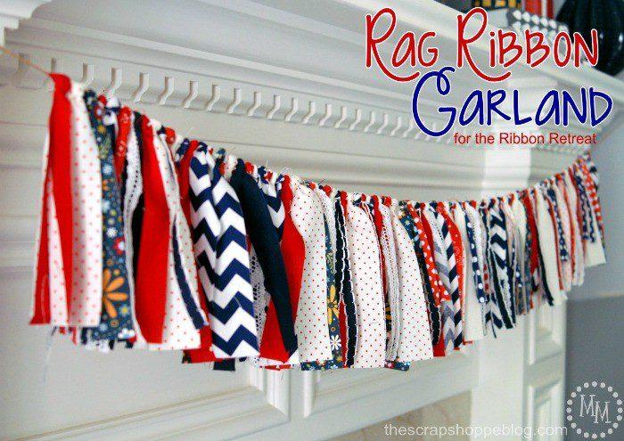 4th-of-July-Rag-Ribbon-Garland