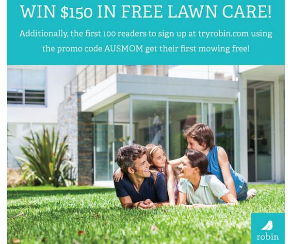 Austin Moms Blog | Robin Lawn Care