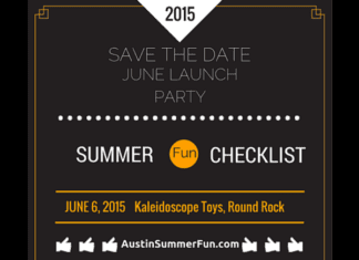 Austin Moms Blog | Summer Fun Checklist