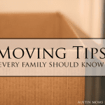 Moving Tips Every Family Should Know