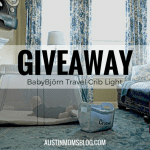 Travel and Tasking with BABYBJÖRN {Giveaway}