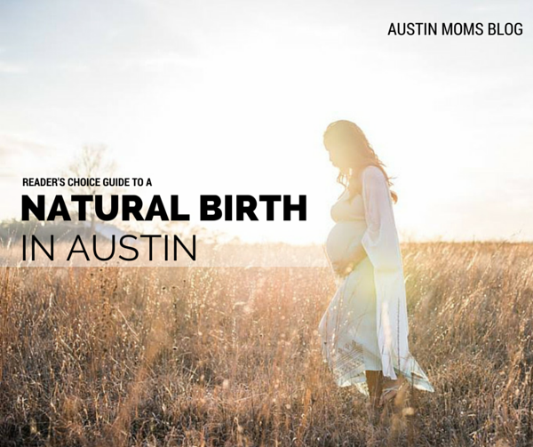 Austin's Best Resources for a Natural Birth