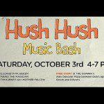 Hush Hush Music Bash