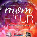 Costco Mom Hour :: Holiday Shopping Extravaganza {Special Event}