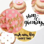 AMB's Favorite Things {Swag + Giveaways + Tickets}