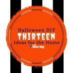 13 Halloween DIY Ideas for the Home