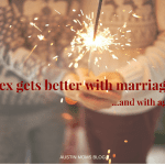 sex gets BETTER with marriage and with age