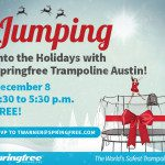 Springfree Trampoline Holiday Party :: December 8