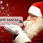 The 6 Best Santas in Austin