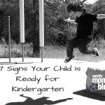 7 Signs Your Child Is Ready for Kindergarten