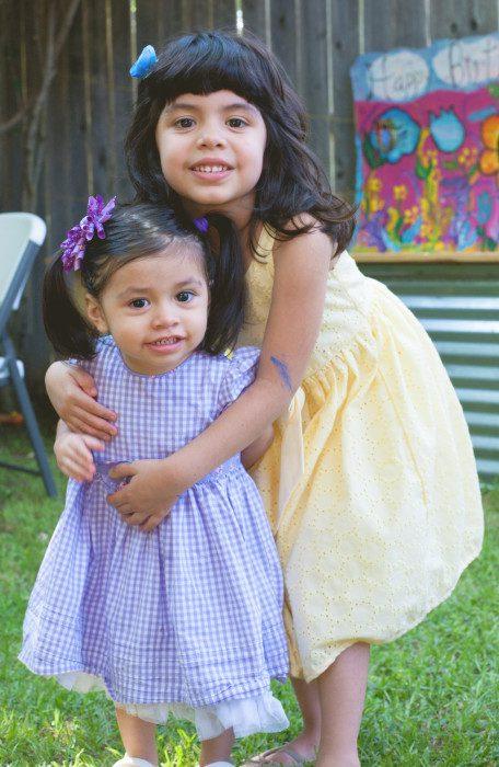 Ariel Zarate Carmona's Girls