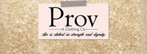 prov clothing co logo