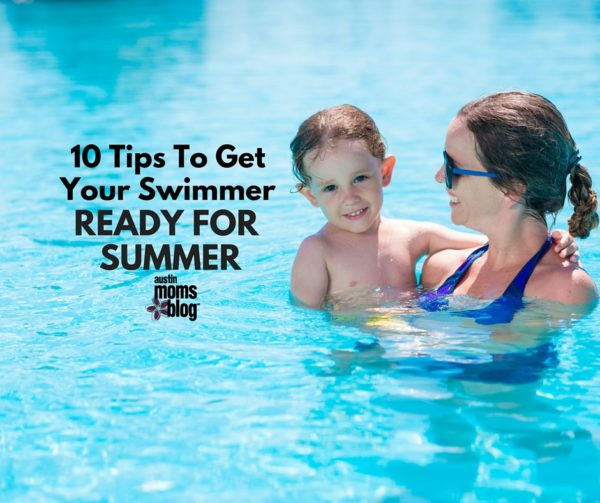 10 Tips To GetYour Swimmer