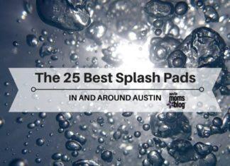 Splash pads in Austin