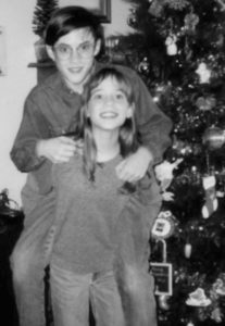 sibling loss, mom fears, letting go