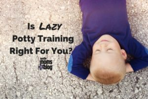 Lazy Potty Training