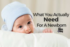 Need for a newborn