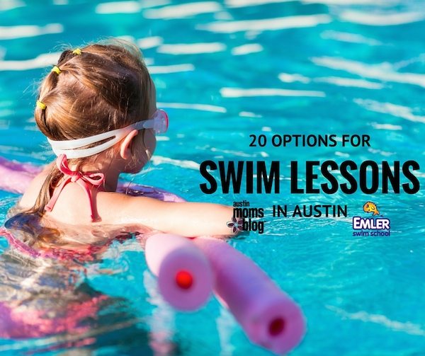 Guide to Swim Lessons in Austin