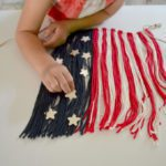 4th of July Crafting With Kids