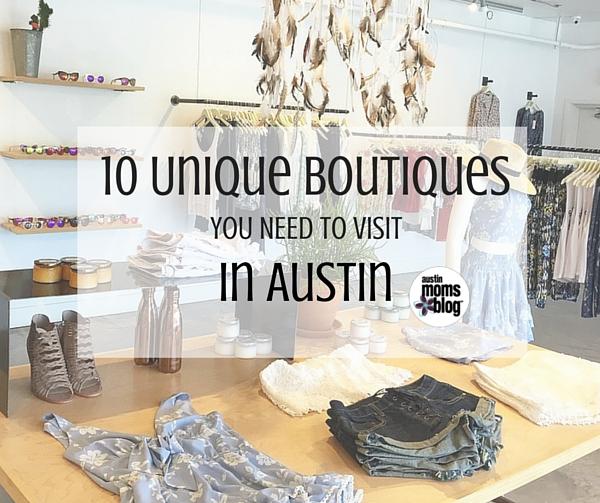 10 Unique Boutiques