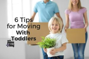 Moving with Toddlers