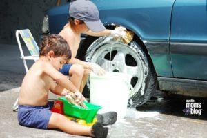 Drop the Allowance - Hire Your Kids!  I Austin Moms Blog