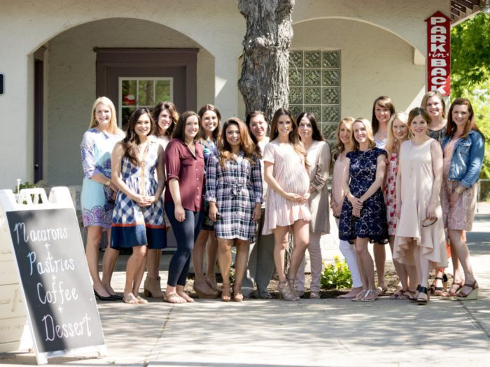 Baby Shower in Austin | Austin Moms Blog | La Patisserie | Greetings From Austin