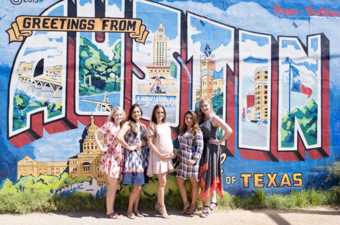 Baby Shower in Austin | Austin Moms Blog | La Patisserie | Greetings From Austin