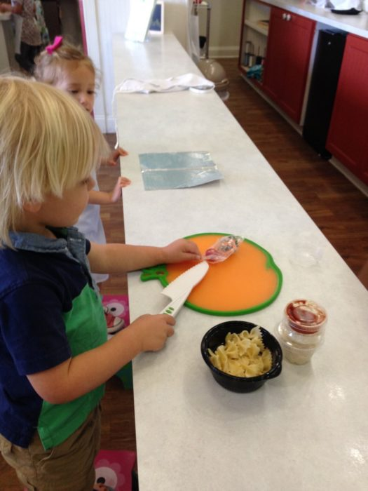 foodie kids camp in Austin