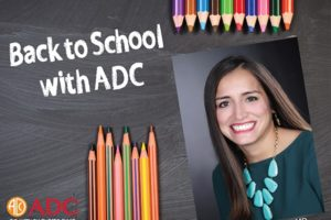 back to school- ADC - Dr Marroquin