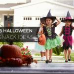 8 Easy Halloween Snacks