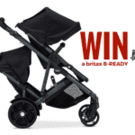 Ready for Anything With britax B-Ready Stroller