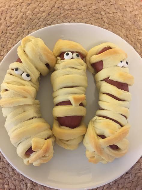sausage-mummies