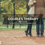 What to Expect From Couples Therapy