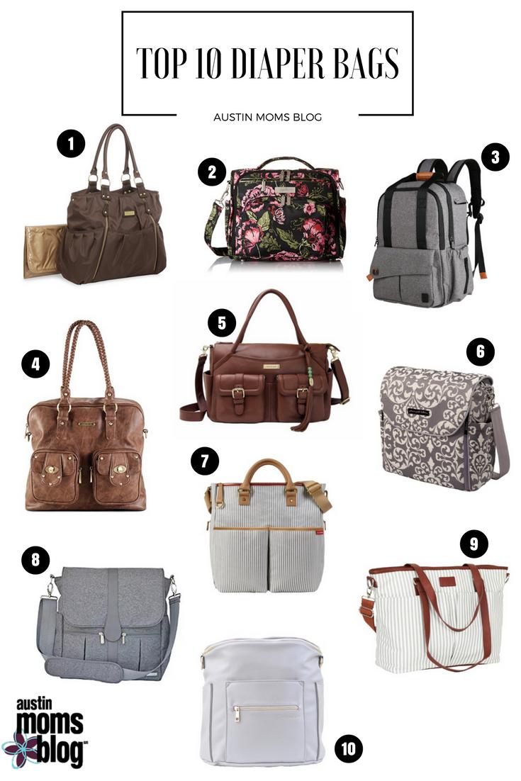 Top 10 Diaper Bags