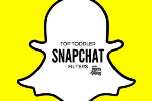 Top Toddler Snapchat Filters