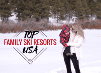 Family Friendly Ski Resorts in the US | Austin Moms Blog | Erin Ruoff