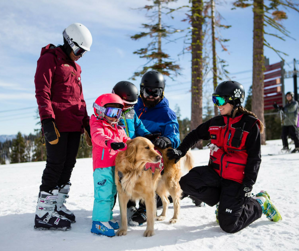Family Friendly Ski Resorts in the US | Austin Moms Blog | Erin Ruoff | Northstar California