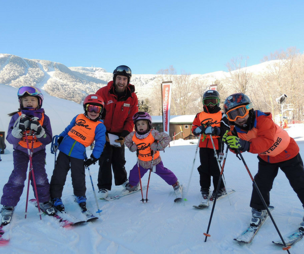 Family Friendly Ski Resorts in the US | Austin Moms Blog | Erin Ruoff | Stowe Resort