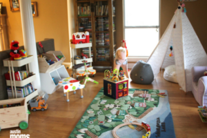 Organizing the Attack of the Never Ending Toys